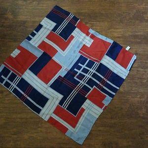 Vintage silk.scarf